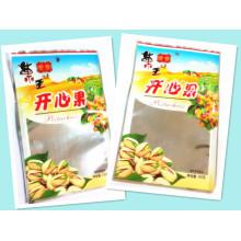 Malote do empacotamento de alimento das porcas do pistache do selo dos 3 lados do plástico