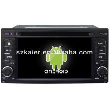 reproductor de DVD para coche para sistema Android Subaru Forester / Impreza