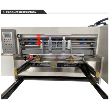 Factory manufacture for clapboard high speed die cutter machine in China
