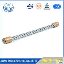 Galvanized Steel Wire Strand 5/16′′ ASTM a 475 Ehs