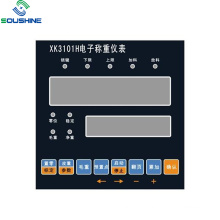 XK3101H Electronic weighing meter scale membrane switch
