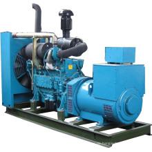 100kw Diesel Genset mit Yuchai Motor. (CE-geprüft)