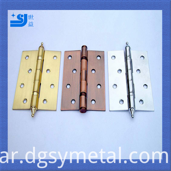 metal hinges parts