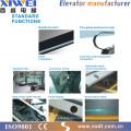 XIWEI escalator manufacturer escalator with skirt panel protection