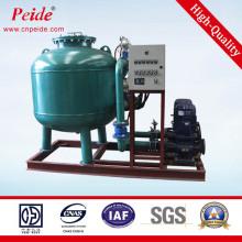 20-100 Microns Center Klimaanlage Wassersystem Sandfilter