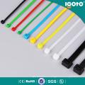 Igoto Nylon Cable Tie Fabricante Plastic Wire Tie