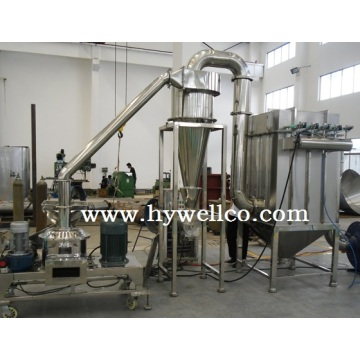WF Series Dry Material Micronizer