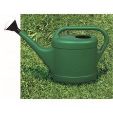 O jardim de jardinagem home da lata molhando de jardins de alta qualidade 10L plástico
