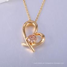 Venda quente e alta qualidade valentine coração jóias made in China