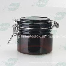 Bernstein Haustier Kliner Jar für Mineral Schlamm Maske (PPC-54)