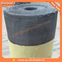 Liga de alumínio, fio de liga de alumínio Screen Netting Material e Porta e Janela telas tipo ss acabamento mosquiteiro