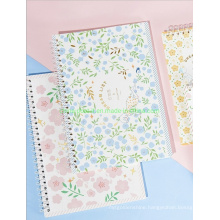 Flower Design Hot Stamp Release Paper Book