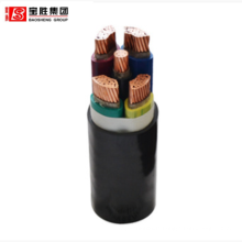 Copper/ aluminum conductor XLPE insulation thin steel wire armour PVC sheathed up to 35KV medium voltage power cable