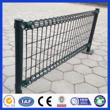 Galvanized Double Circle Steel Wire Mesh Fence