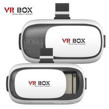 Дешевые виртуальные реальности 3D очки Vr Box + Bluetooth Remote для Android iPhone
