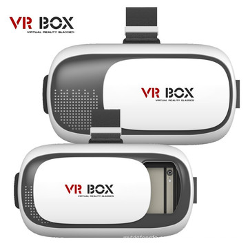 Baratos Reality 3D gafas 3D Vr Box + Bluetooth Remote para iPhone Android