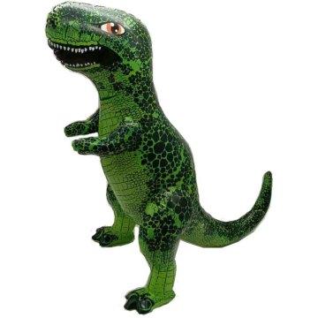 Dinosaur infláveis PVC brinquedos para animais para crianças