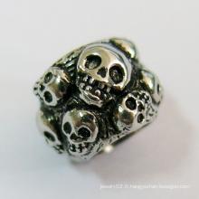 Skull Bead Necklace Designs Bead Landing Bijoux en gros