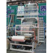 Machine de soufflage de tête rotative Série SJ-B (CE)