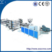 PLA Sheet Plate Board Extruding Line