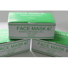 Surgical Face Mask Ready Made Supplier for Medical Protection Ear Loop Tied Cone Types Kxt-FM25