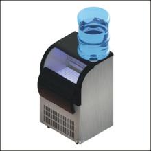 Máquina de gelo com compressor automático de bancada