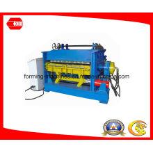 Máquina de achatamento de aço com Flattenning e Cutting