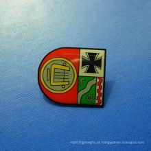 Offset Imprimir Lapel Pin, Organizational Badge (GZHY-OP-021)