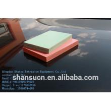 Tablero imprimible blanco de la espuma del PVC para la muestra, haciendo publicidad del tablero de la espuma del pvc