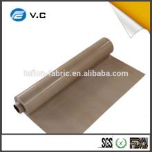 Hot venda Premium Uma fibra de vidro não-aderente de qualidade com ptfe revestimento TACONIC padrão
