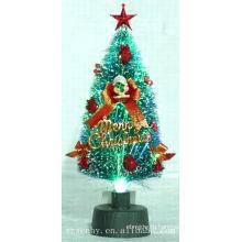 2013 горячие! USB кабель оптического волокна Рождественская звезда дерево топпер питания