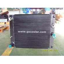 Öl / Luft-Aluminium-Wärmetauscher (C022)