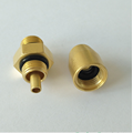 Air-Fluid Air Brake Straight DOT Fittings