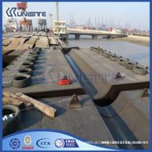 Plataforma flutuante para construção e dragagem marinha (USA2-001)