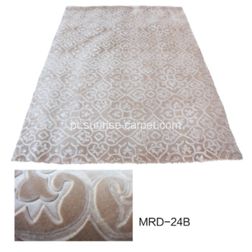 O Wall to Wall Embossing Mink Carpet