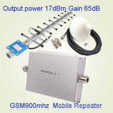 Мобильных телефонов стандартов gsm900 GSM 900 МГц усилитель сигнала, сотовый телефон GSM репитер сигнала Усилитель + адаптер питания