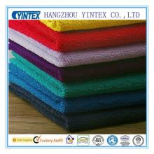 Tela de terciopelo manta China Manufavltor