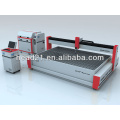 Водоструйная резка с 3000мм * 2000мм столом для резки и 380МПа усилительным насосом