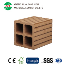 WPC Fencing Wood Plastic Composite Railing for Outdoor (HLM65)