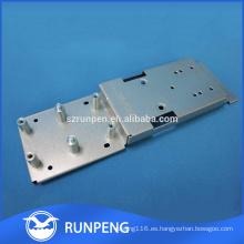 Servicios de Fabricación Custom Sheet Metal Parts