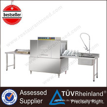 Handelsrestaurant und Kantine-Geschirrspülmaschine-Ausgang Tabellen-Art-Spülmaschine-Maschinen-Preis für Verkauf