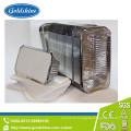Plateau de cuisson en aluminium à prix compétitif