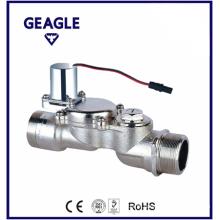 Mão livre sensor ativado vaso sanitário solenóide válvula ZY-F06D