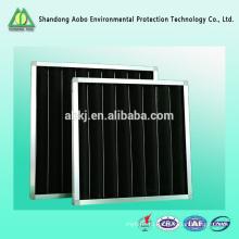Высокое качество системы hvac панель воздушный фильтр из активированного угля