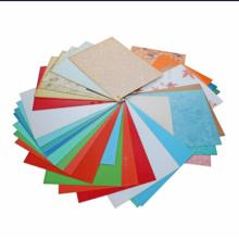 Folha de PVC colorido duro para impressão