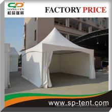 Baldachin Zelt 5mx5m mit wasserdichtem PVC-Gewebe für Zelt