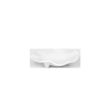 9517  Wholesale Custom Hot sale best quality melamine tableware White Plate Kitchen Plates for Restaurant