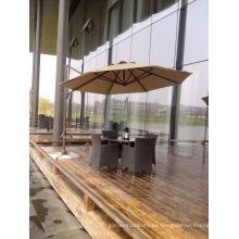 Parasol de jardín de jardín para protección solar