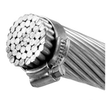 Medium Volatege Astm B231 Overhead Bare Conductors All Aluminum Stranded AAC AAAC ACSR Cable Supplier Price