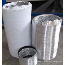 Machine de fabrication de conduits flexibles en aluminium double (ATM-600A)